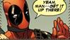 Deadpool Stamp 2 by foreverastone
