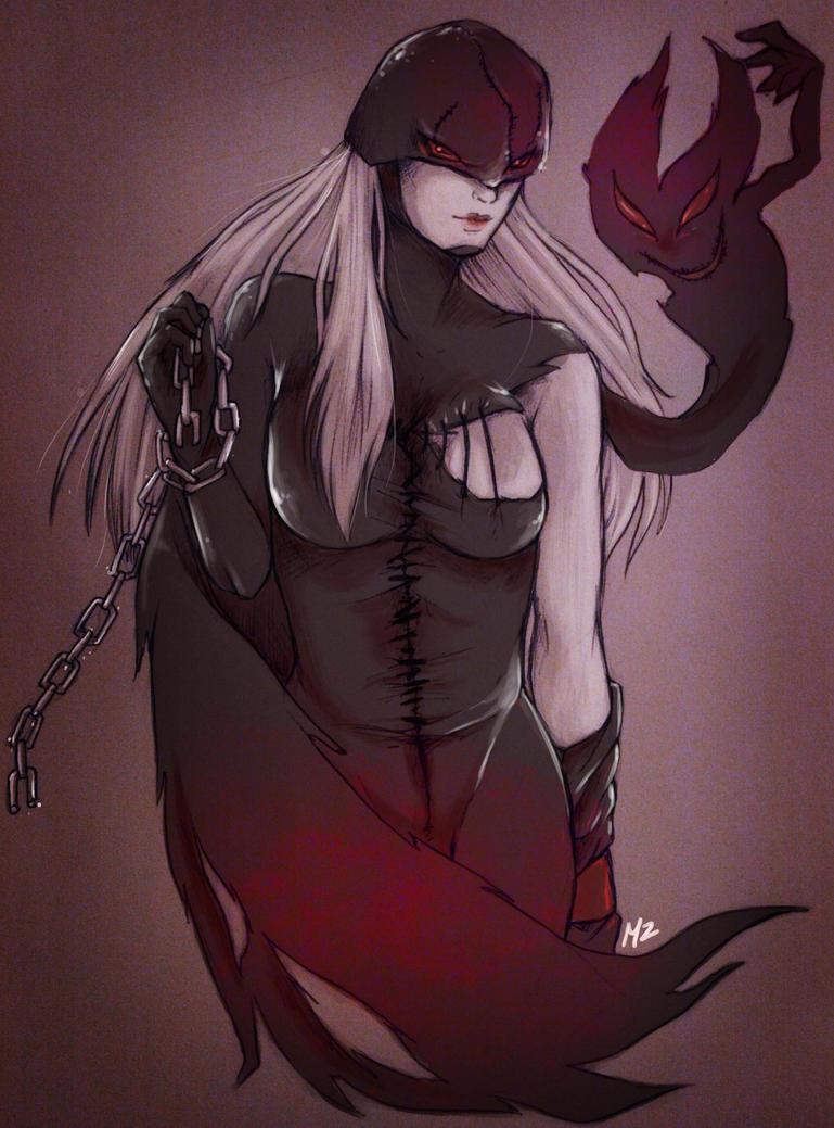 Digimon_Lady Devimon by M2Art93