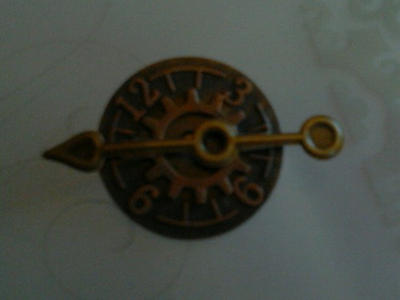 Steampunk Brooch by PhantomDawn