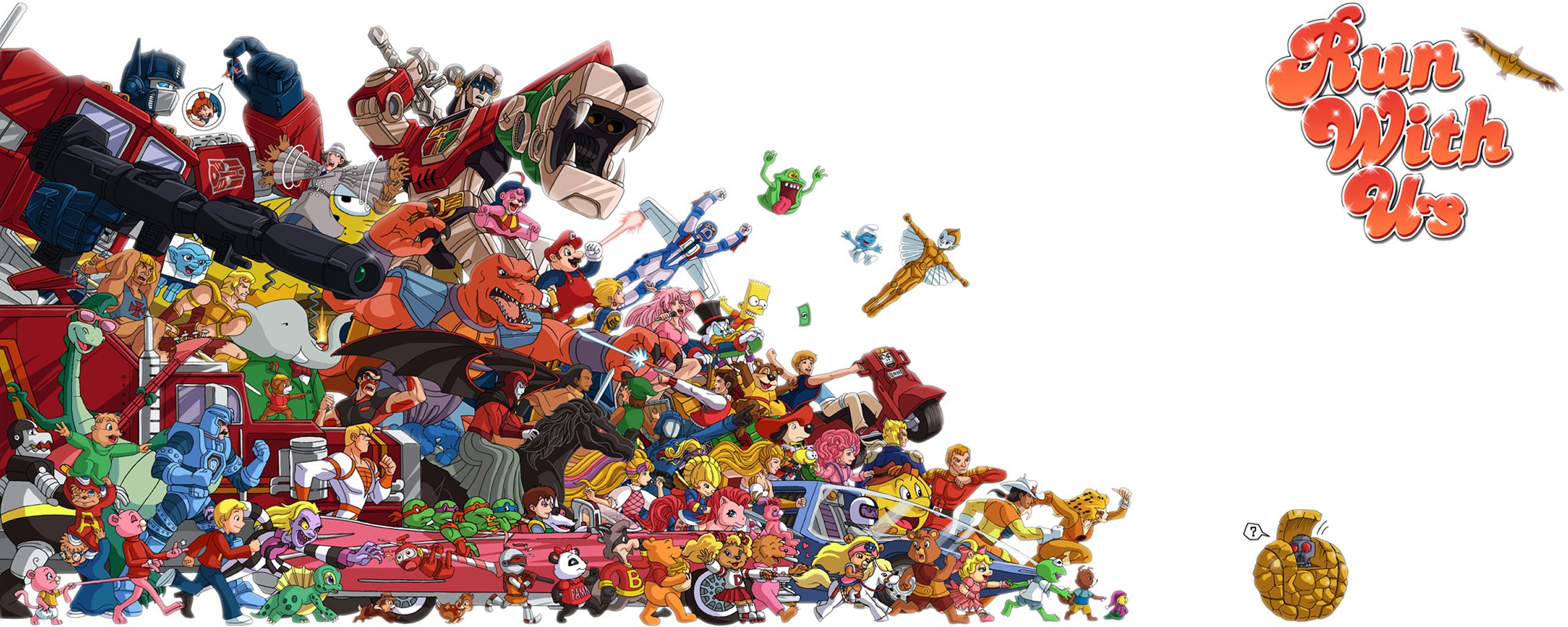 Cartoon Characters 70 S 80 S : S cartoons by fnhot on deviantart