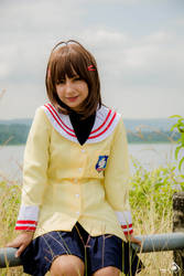 Nagisa Furukawa Cosplay by PaoSophie