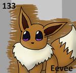 Eevee-Eeveelutions by BeyaTheEevee