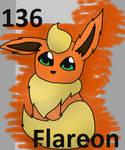 Flareon-Eeveelutions by BeyaTheEevee