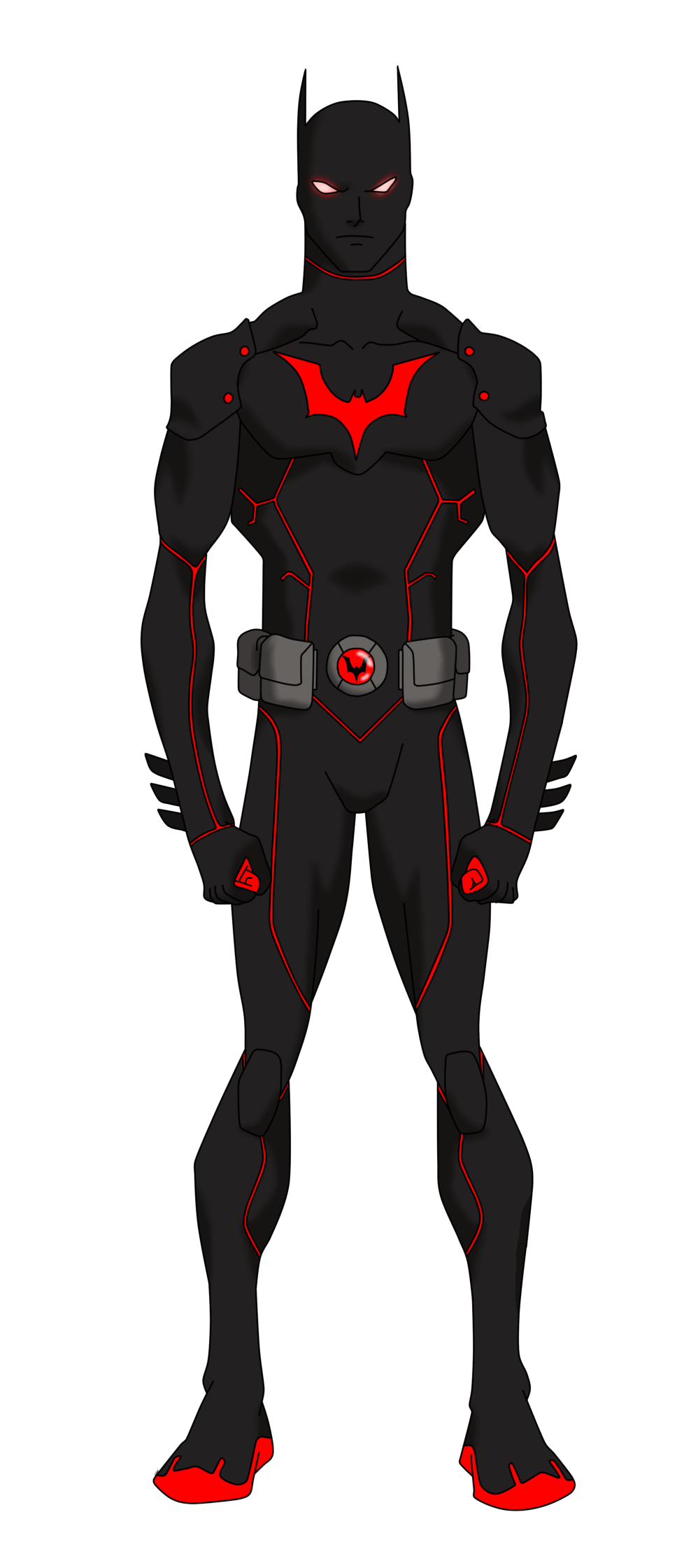 Batman Beyond Render Images amp Pictures Becuo