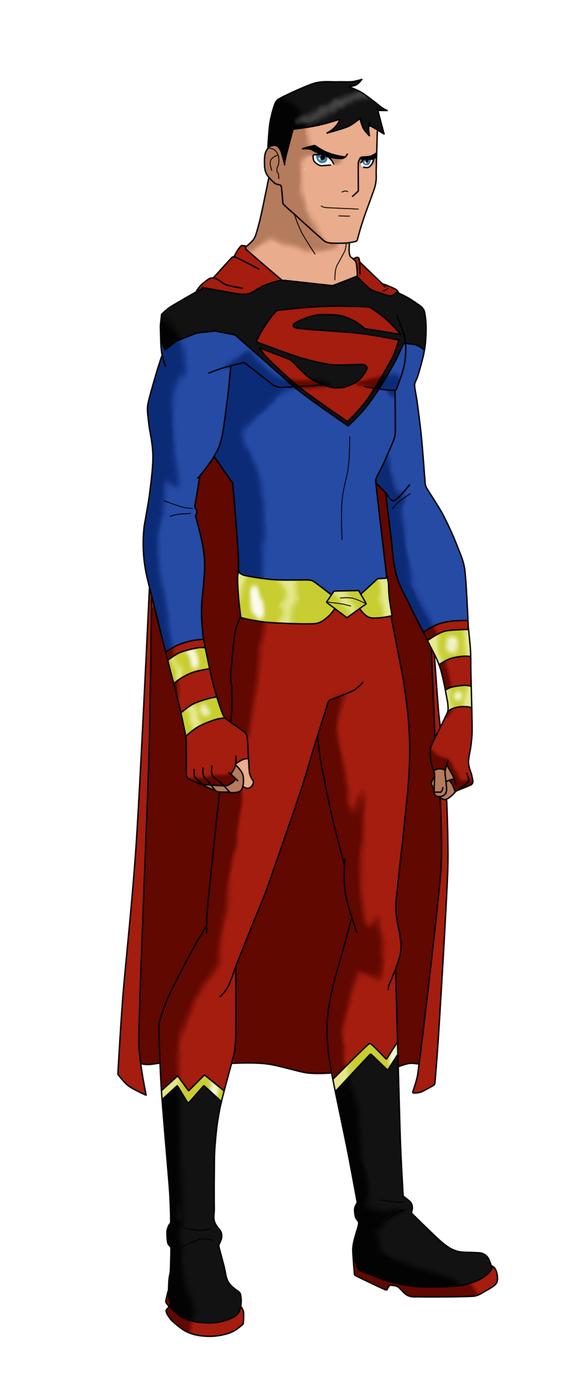Kon-El Superman by Bobkitty23