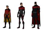 Damian Wayne Titans Design