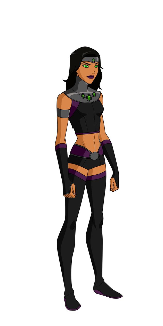 Mar'i Grayson Titans Design by Bobkitty23