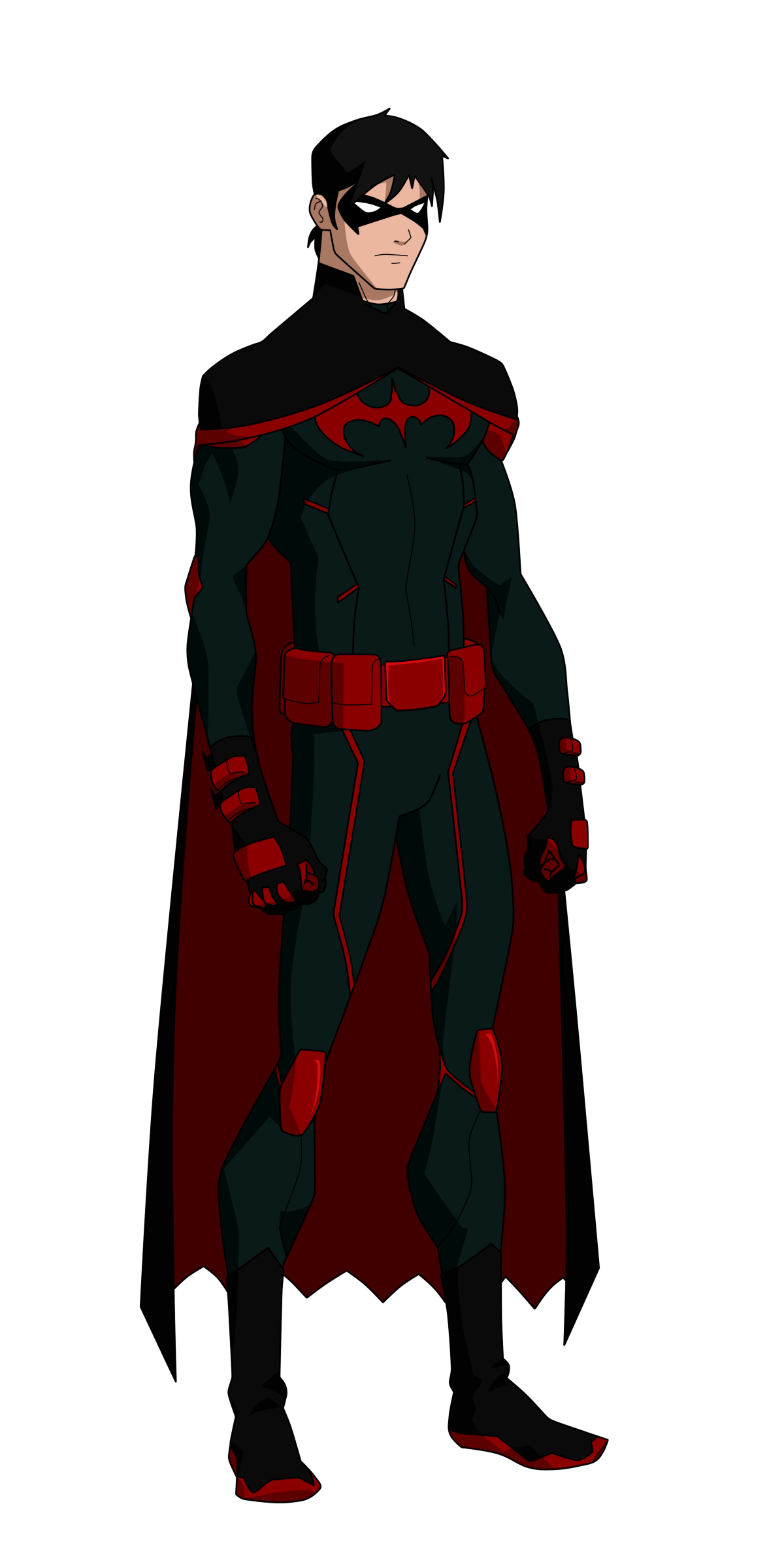 Robin Earth-2 Design by Bobkitty23