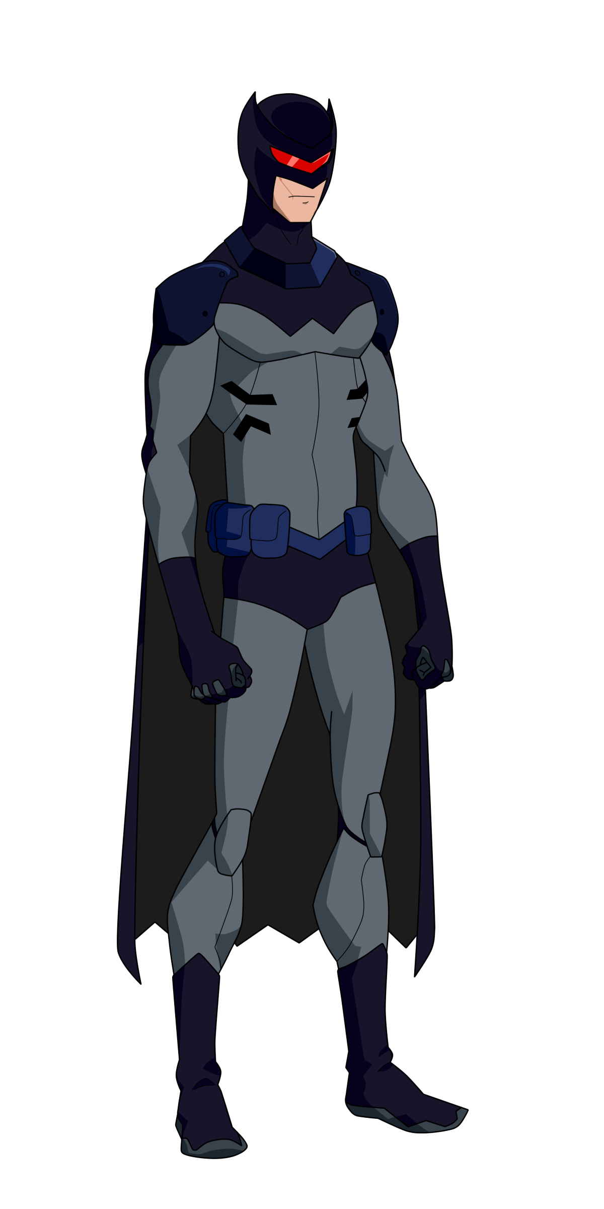 Jason Todd/Wingman Titans Design by Bobkitty23
