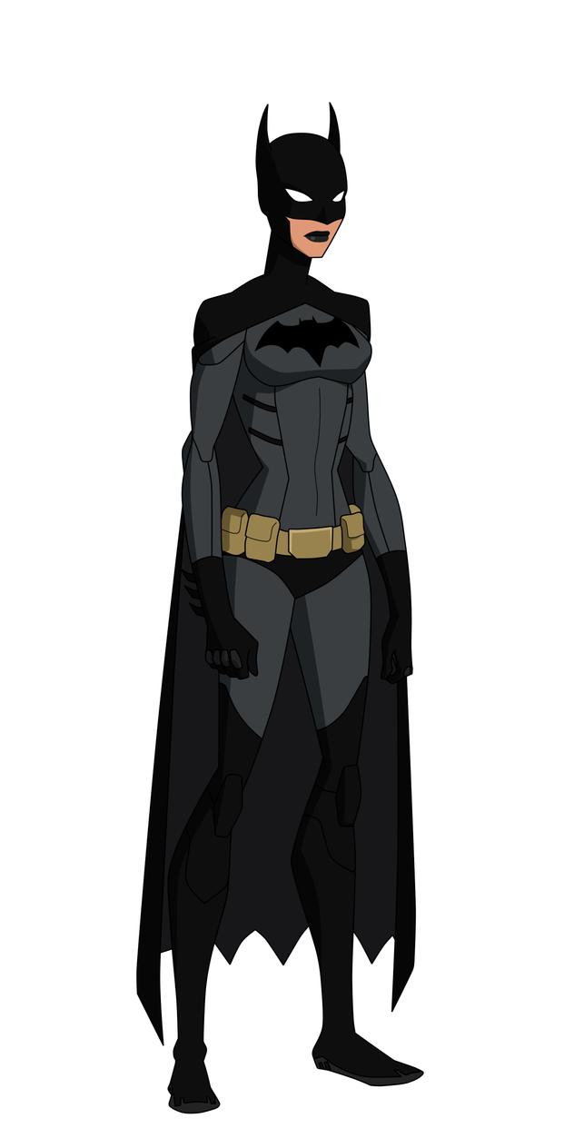 Batwoman Earth-11 by Bobkitty23