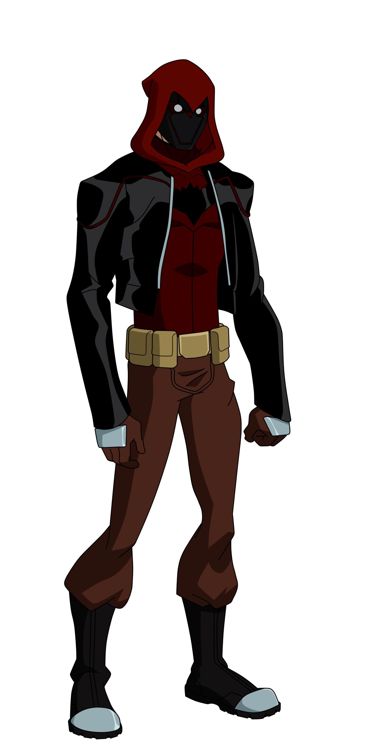 Crimson Cowl Earth 3 Design By Bobkitty23 On DeviantArt