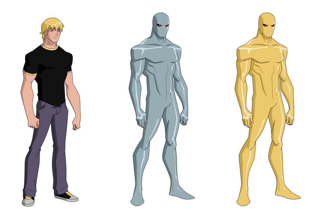 Frank Halloran / A.M.A. 2.0 Titans Design by Bobkitty23