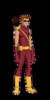 Speedy Teen Titans/DCAU Design.