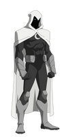 Moon Knight Redesign