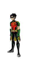 Boy Wonder: Robin