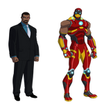 Amalgam: Cyber Man