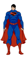 Request: Superman 2.0 by BobbenKatzen