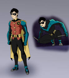 Boy Wonder: The First.