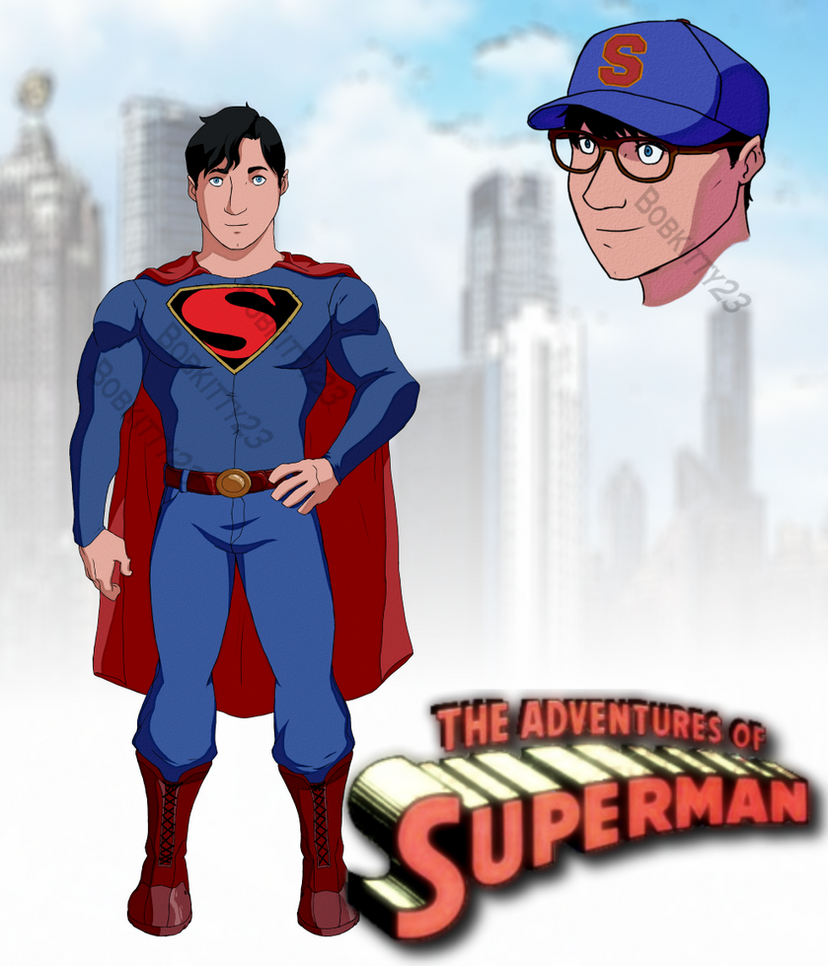 Superman Design by Bobkitty23