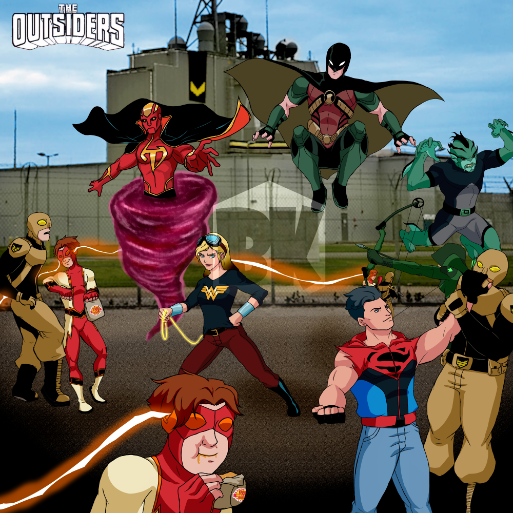 The Outsiders Rebirth