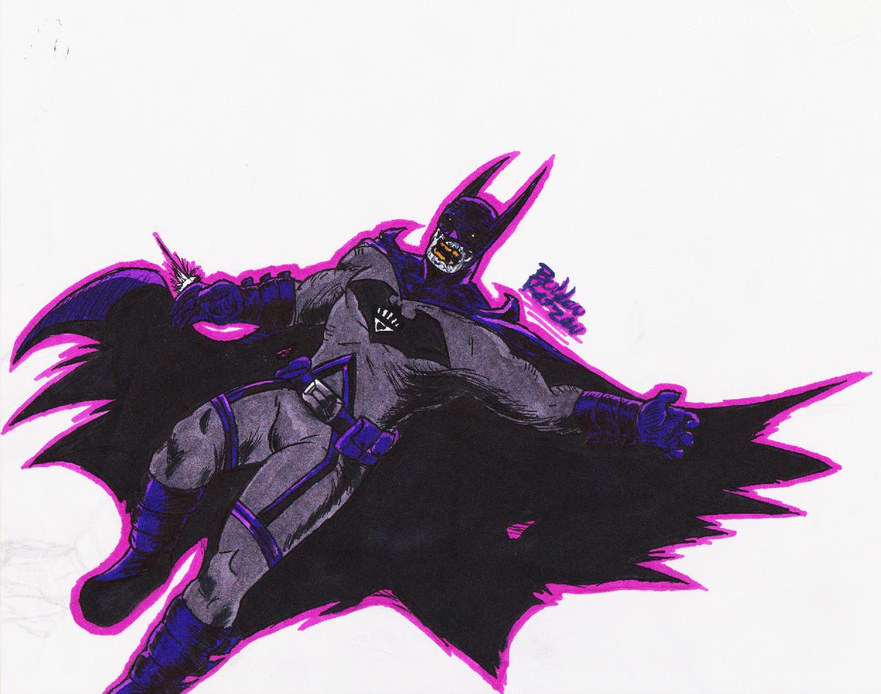 Inktober: Blackest Knight