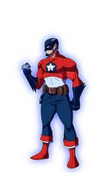 Amalgam Heroes Rebirth: Sentinel