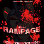 (On A) Rampage (Poem Cover)