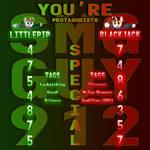 You're SPECIAL - Littlepip Vs Blackjack