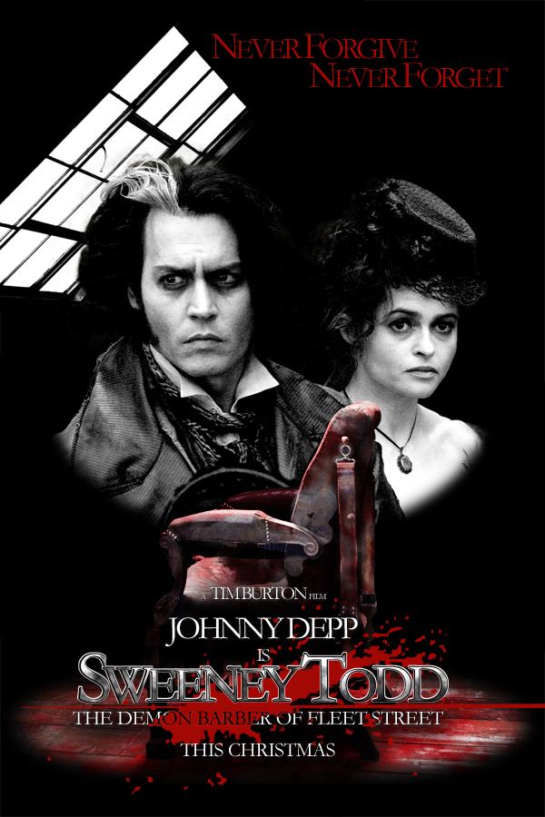 sweeney todd movie poster 05 by pyrochimp on deviantart