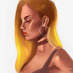 Ear Ring by ARTISTclover