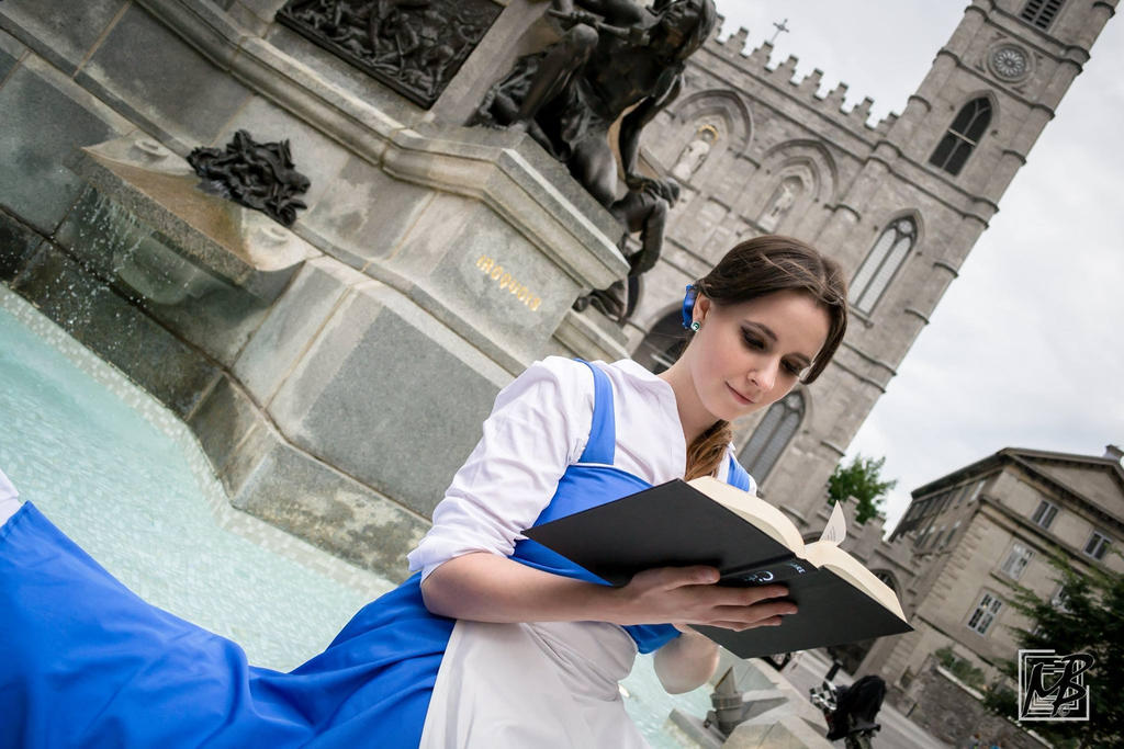 My favourite book by SCARLET-COSPLAY