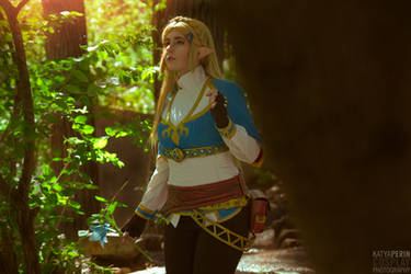 Princess Zelda by SCARLET-COSPLAY