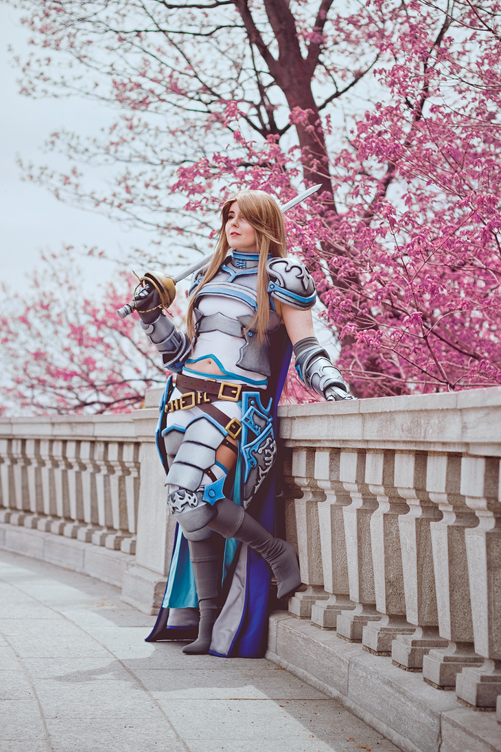 Grand Katalina SSR from Granblue Fantasy by SCARLET-COSPLAY