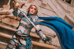 The Knight that I am by SCARLET-COSPLAY