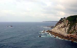 La costa cantabrica by Autodidacta