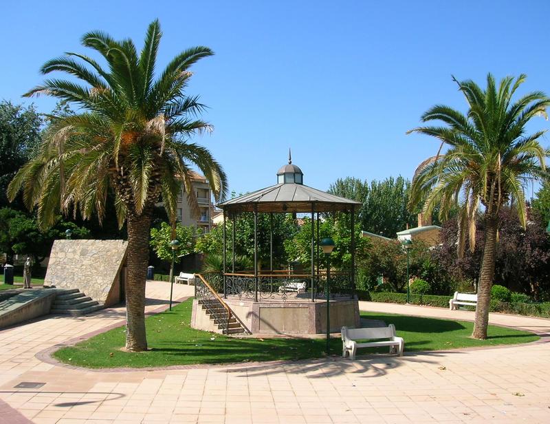 Parque del Alhama by Autodidacta