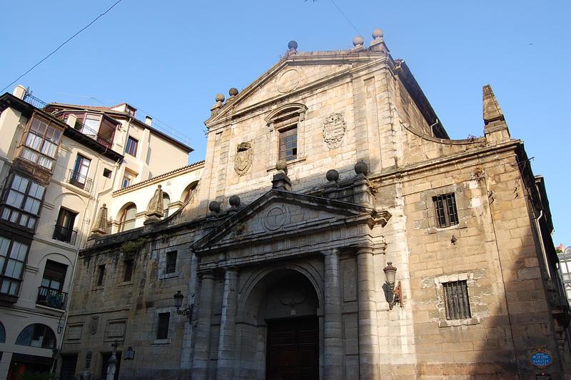 Iglesia de los Santos Juanes by Autodidacta