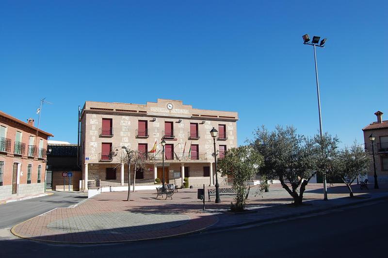 Plaza del Ayuntamiento by Autodidacta