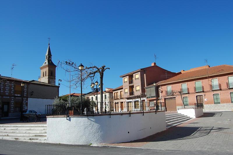 Otra vista de la plaza by Autodidacta