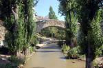 Puente medieval by Autodidacta