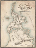 Mysenna by DanielHasenbos