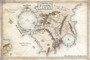 Torvald and Surrounding Lands