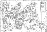 Unnamed Fantasy Map