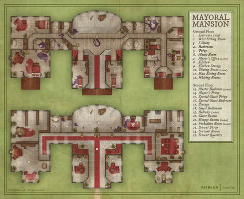 Mayoral Mansion