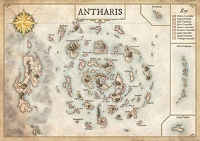 Antharis by DanielHasenbos