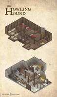 The Howling Hound (Isometric)