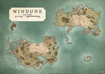 Windune by DanielHasenbos