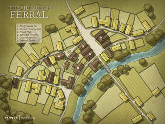 The Village of Ferral