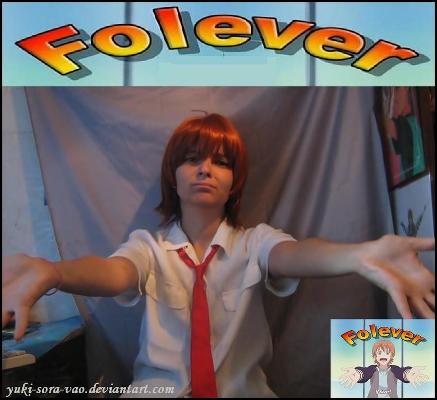 Folever by yuki-sora-vao