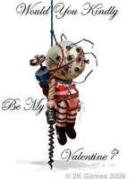 Bioshock Valentine by Zet-sama